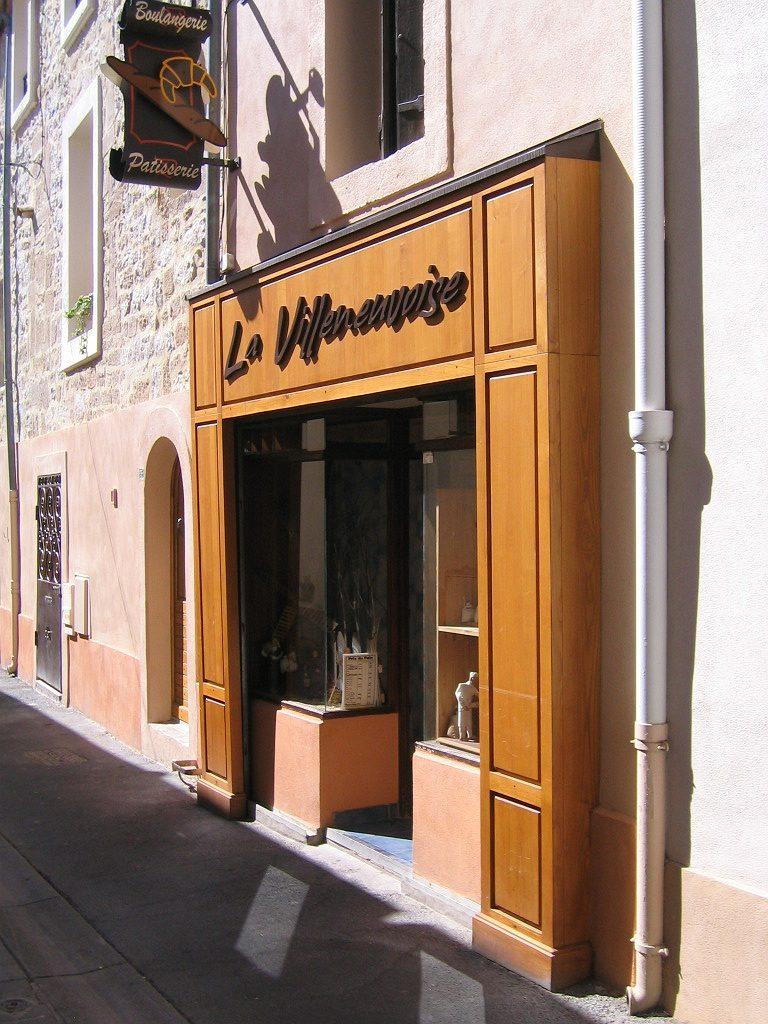 BOULANGERIE - La Villeneuvoise